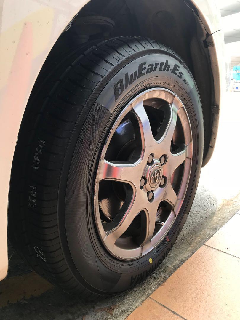Avis pneus Yokohama BLUEARTH-ES ES32