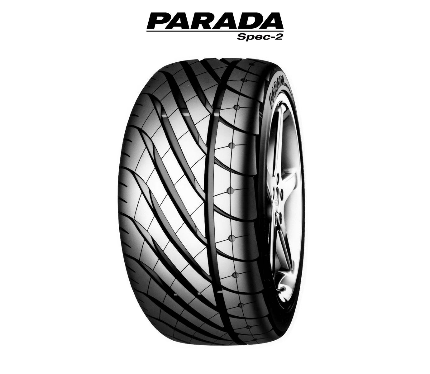 Avis pneus Yokohama PARADA PA01
