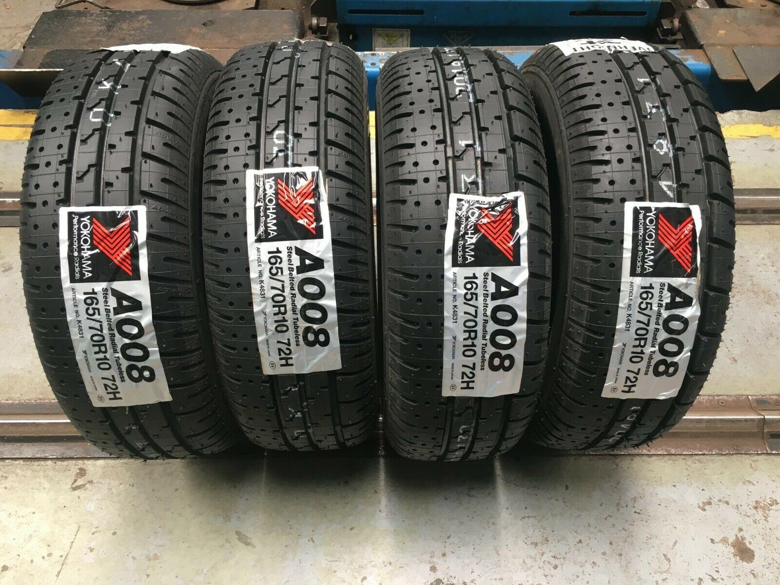 Avis pneus Yokohama A008