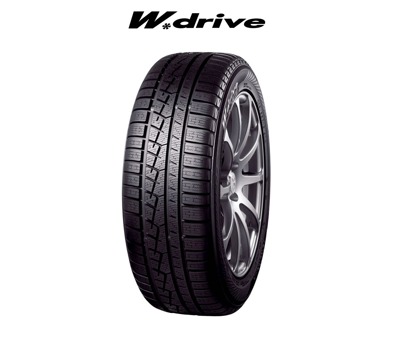 Avis pneus Yokohama W DRIVE V902A