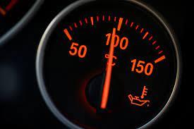 aiguille temperature moteur monte et descend 307